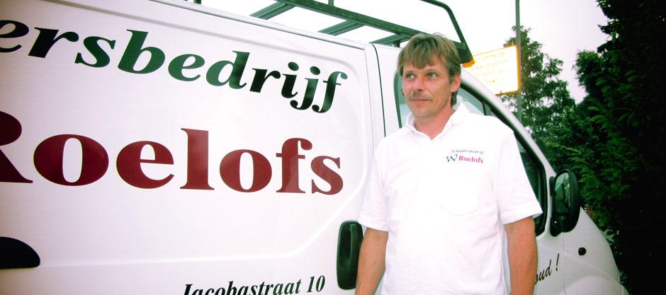 Schildersbedrijf Wil Roelofs